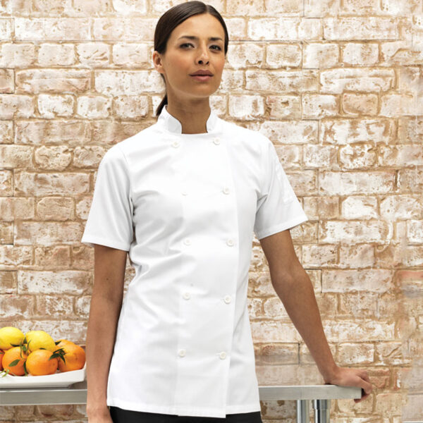 ladies chef jackets