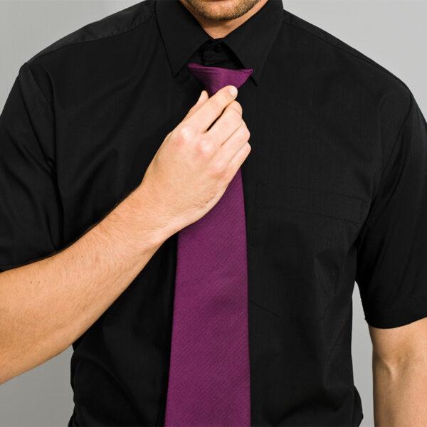 Colours Fashion Clip Waiter & Waitress Tie