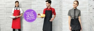 Personalised Catering Uniforms